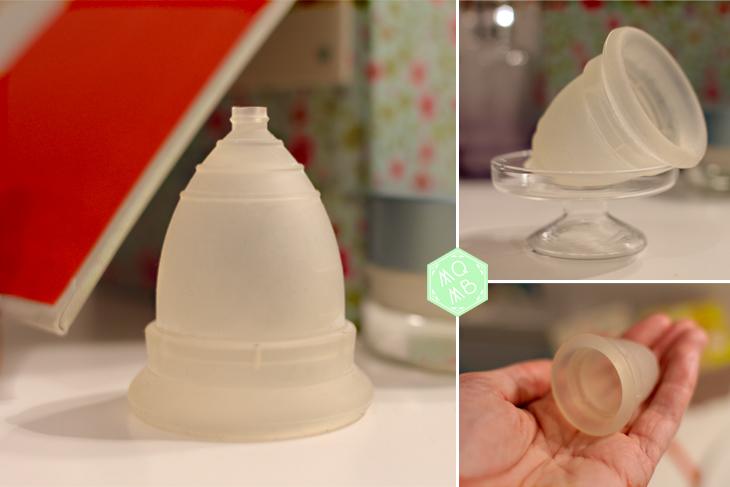 Coupe menstruelle - cup